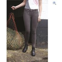 Toggi Derby Ladies Full Seat Jodhpurs - Size: 32 - Colour: Grey