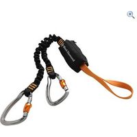 Black Diamond Iron Cruiser Via Ferrata Set - Colour: Black