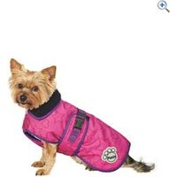Masta Deluxe WP Dog Coat - Size: 20 - Colour: Pink