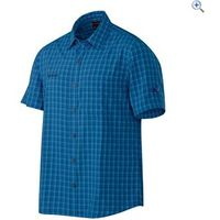 Mammut Lenni Shirt - Size: S - Colour: IMPERIAL SPACE