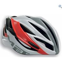 Met Road Sport Forte - Colour: WHITE-RED