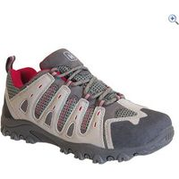 Hi Gear Weston Womens WP Walking Shoe - Size: 14 - Colour: GREY CRANBERRY