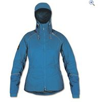 Paramo Ladies Mirada Waterproof Jacket - Size: S - Colour: NEON BLUE