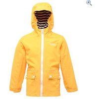 Regatta Wells Kids Jacket - Size: 3-4 - Colour: OLD GOLD