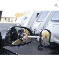 Streetwize Suck It & See Deluxe Towing Mirror