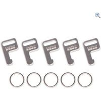 GoPro WiFi Attachment Rings and Keys
