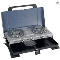 Campingaz Xcelerate 400ST Double Burner Stove and Toaster