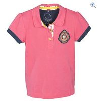 Toggi Triumph Childrens Polo Shirt - Size: 9-10 - Colour: Pink