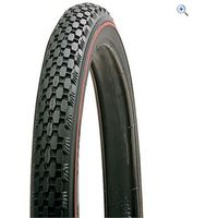 Raleigh Knobbly Tyre - 18 x 1.75 Inch - Colour: Black