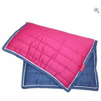 Cottage Craft Reversible Cushion Pad - Colour: PINK-NAVY