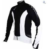 Polaris Venom Jersey - Size: S - Colour: Black - White