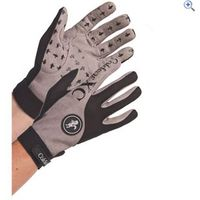 Harry Hall Cross Country Riding Gloves - Size: S - Colour: Black