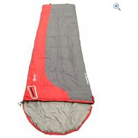 Hi Gear Adventure 700 Sleeping Bag - Colour: Red And Grey