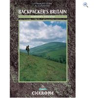 Cicerone Backpackers Britain: Northern England Guidebook