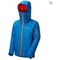 Montane Mens Minimus Hybrid Jacket - Size: L - Colour: ELECTRIC BLUE