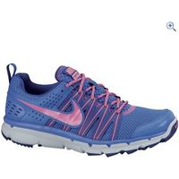 Nike Flex Trail 2 Womens Running Shoe - Size: 7 - Colour: Blue-Pink