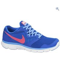 Nike Flex Experience RN 3 MSL Womens Running Shoe - Size: 6 - Colour: Blue-Pink