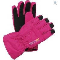 Regatta Arlie Kids Waterproof Gloves - Size: 11-13 - Colour: JEM