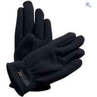 Regatta Kids Taz II Gloves - Size: 7-10 - Colour: Black