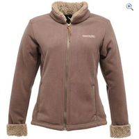 Regatta Warm Spirit Womens Fleece Jacket - Size: 18 - Colour: Coconut