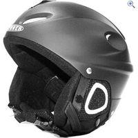 Sinner Strike Junior Ski Helmet - Size: M - Colour: Matte Black