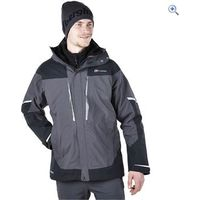 Berghaus Mera Peak IV Mens Waterproof Jacket - Size: S - Colour: Grey