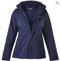Berghaus Calisto Alpha 3-in-1 Womens Jacket - Size: 18 - Colour: EVENING BLUE