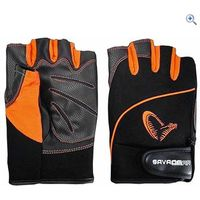 Savage Gear Protec Gloves (Size M) - Size: L