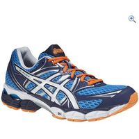 Asics Gel-Pulse 6 Mens Running Shoes - Size: 11 - Colour: WHITE-ORANGE