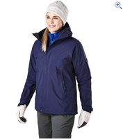 Berghaus Arisdale Womens 3-in-1 Jacket - Size: 10 - Colour: EVENING BLUE