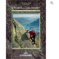 Cicerone Scrambles in the Lake District (South) Guidebook
