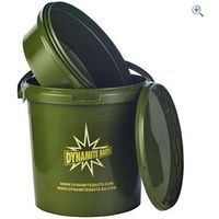 Dynamite Baits Carp Bucket 10L (with tray)
