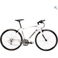 Calibre Filter Flat-Bar Road Bike - Size: L - Colour: White-Grey