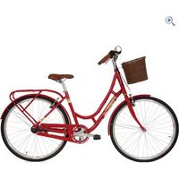 Compass Eleanor Ladies Leisure Bike - Size: 19 - Colour: Red
