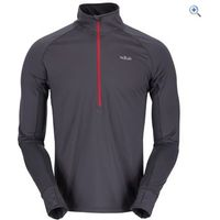 Rab Mens Flux Pull-On - Size: XL - Colour: Grey And Black
