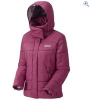 North Ridge Minster Insulated Womens Jacket - Size: 12 - Colour: MULBERRYLILAC