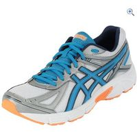 Asics Patriot 7 Mens Running Shoes - Size: 9 - Colour: WHITE-BLUE