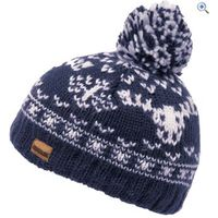 Regatta Askel Childrens Winter Hat - Size: 7-10 - Colour: Navy