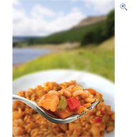 Wayfayrer Vegetable Curry & Rice Ready-to-Eat Camping Food