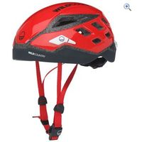 Wild Country Focus Helmet - Colour: Red And Black
