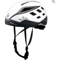 Wild Country Focus Helmet - Colour: White And Black