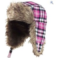 Hi Gear Cannock Trapper Hat - Size: M-L - Colour: Pink