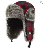 Hi Gear Barking Trapper Hat - Colour: Red