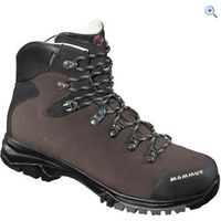 Mammut Brecon GTX Mens Walking Boots - Size: 10 - Colour: Dark Earth Brown