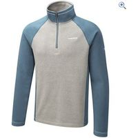 Craghoppers Union Half-Zip Mens Fleece - Size: L - Colour: QUARRY GREY