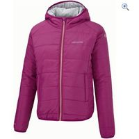 Craghoppers Compresslite Girls Insulated Jacket - Size: 13 - Colour: Lipstick Pink