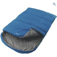 Outwell Campion Lux Double Sleeping Bag - Colour: Blue