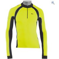 Northwave Force Long Sleeve Jersey - Size: L - Colour: Red