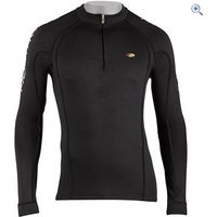 Northwave Force Long Sleeve Jersey - Size: M - Colour: Black
