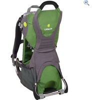 LittleLife Adventurer Child Carrier - Colour: GREEN GREY